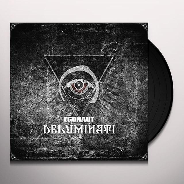 EGONAUT DELUMINATI Vinyl Record - UK Import