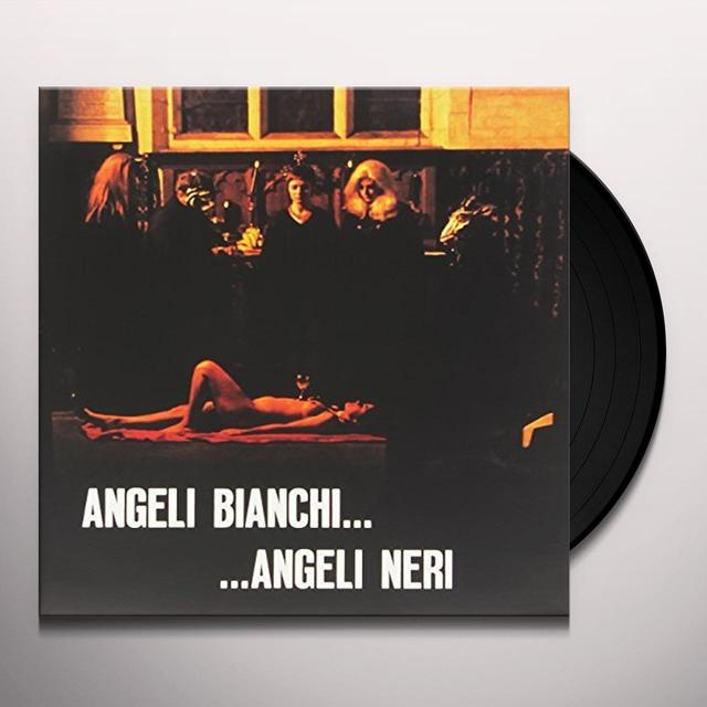 ANGELI BIANCHI... ANGELI NERI / O.C.R. Vinyl Record - UK Import