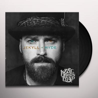 Zac Brown Band JEKYLL + HYDE Vinyl Record