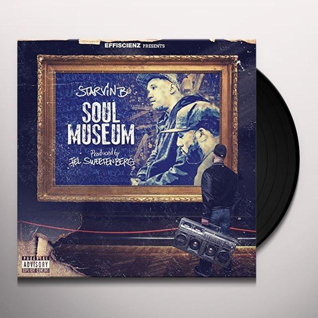 Starvin B / Fel Sweetenberg SOUL MUSEUM Vinyl Record