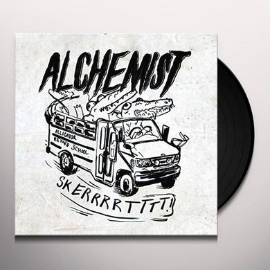 Alchemist RETARDED ALLIGATOR BEATS Vinyl Record