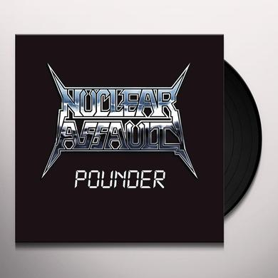 Nuclear Assault POUNDER Vinyl Record