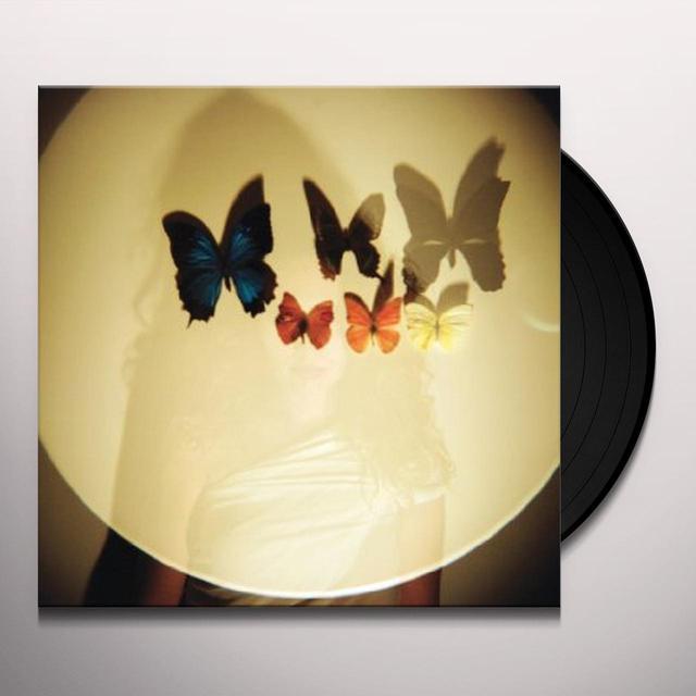 JESSIE JONES Vinyl Record