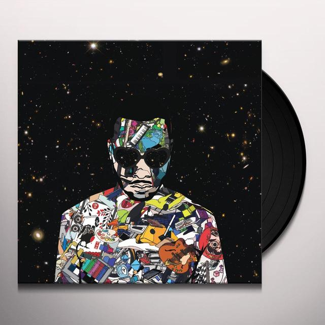 Seven Davis Jr. UNIVERSES Vinyl Record - Digital Download Included