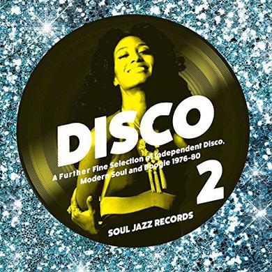 Soul Jazz Records Presents DISCO 2 (VOL 1) Vinyl Record