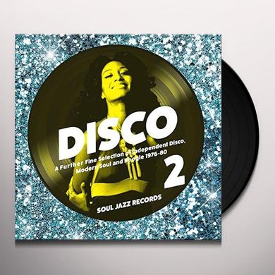 Soul Jazz Records Presents DISCO 2 (VOL 1) Vinyl Record - Digital Download Included