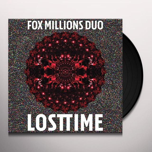 FOX MILLIONS DUO LOST TIME Vinyl Record - Digital Download Included
