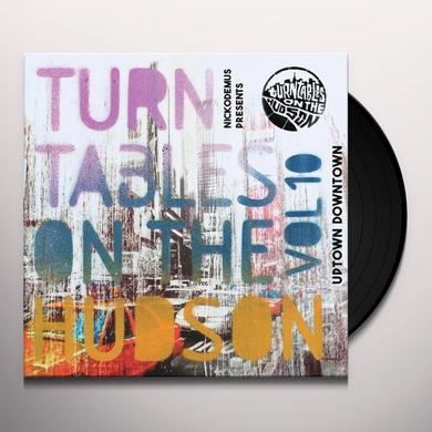 TURNTABLES ON THE HUDSON 10 / VARIOUS Vinyl Record