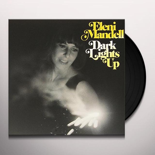 Eleni Mandell DARK LIGHTS UP Vinyl Record - Digital Download Included