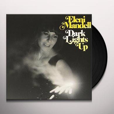 Eleni Mandell DARK LIGHTS UP Vinyl Record - Digital Download Included