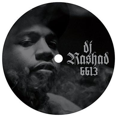 Dj Rashad 6613 Vinyl Record