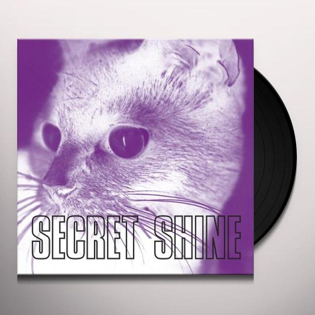 Secret Shine UNTOUCHED Vinyl Record - Black Vinyl, Limited Edition, Digital Download Included