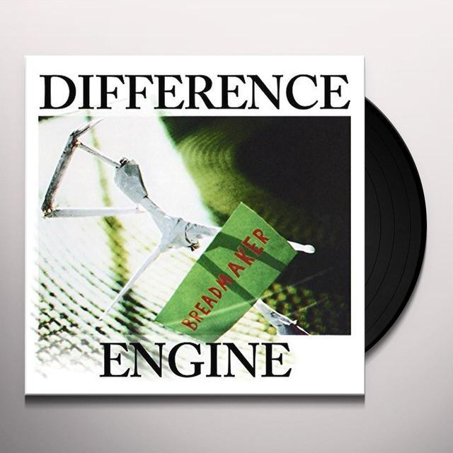 Difference Engine BREADMAKER Vinyl Record - Black Vinyl
