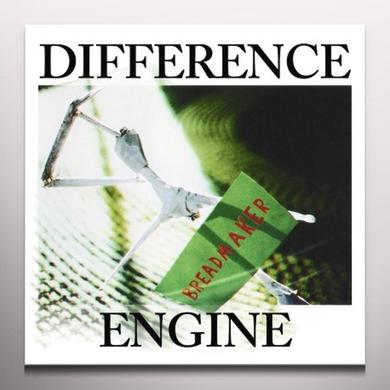 Difference Engine BREADMAKER Vinyl Record - White Vinyl