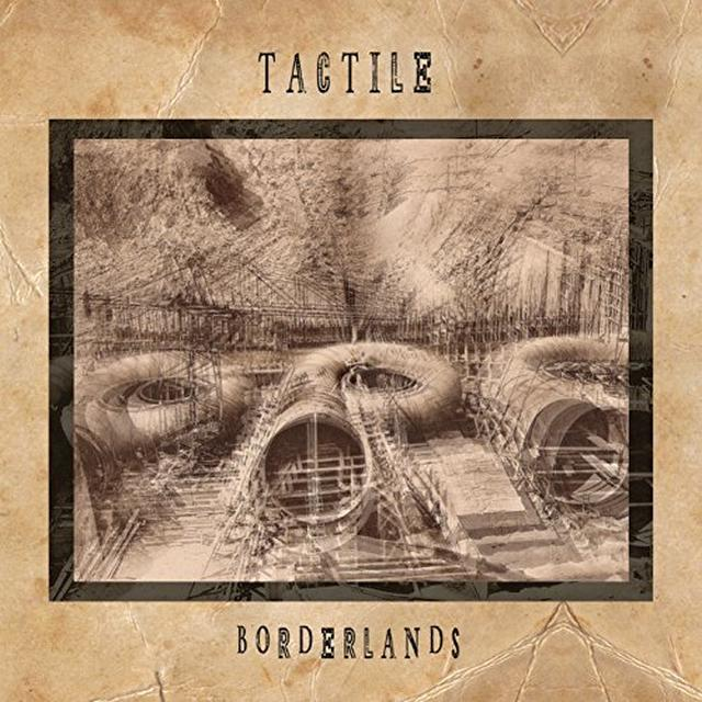 Tactile BORDERLANDS Vinyl Record