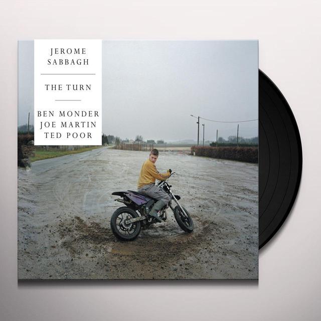 Jerome Sabbagh TURN Vinyl Record