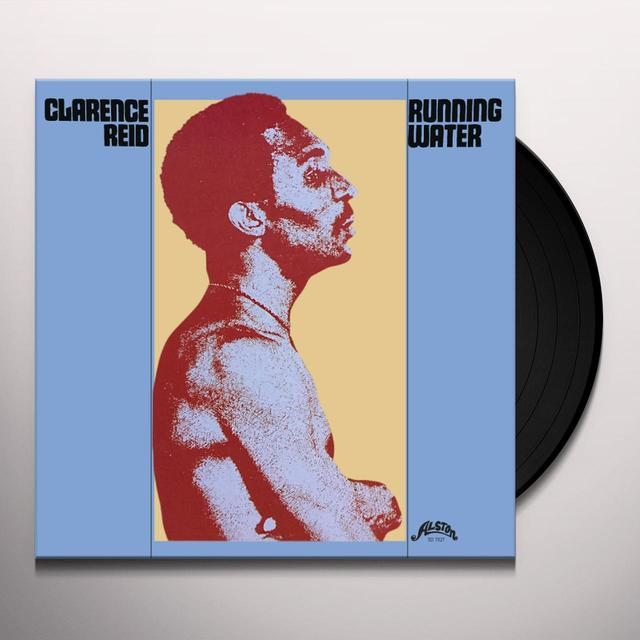 Clarence Reid RUNNING WATER Vinyl Record - Remastered
