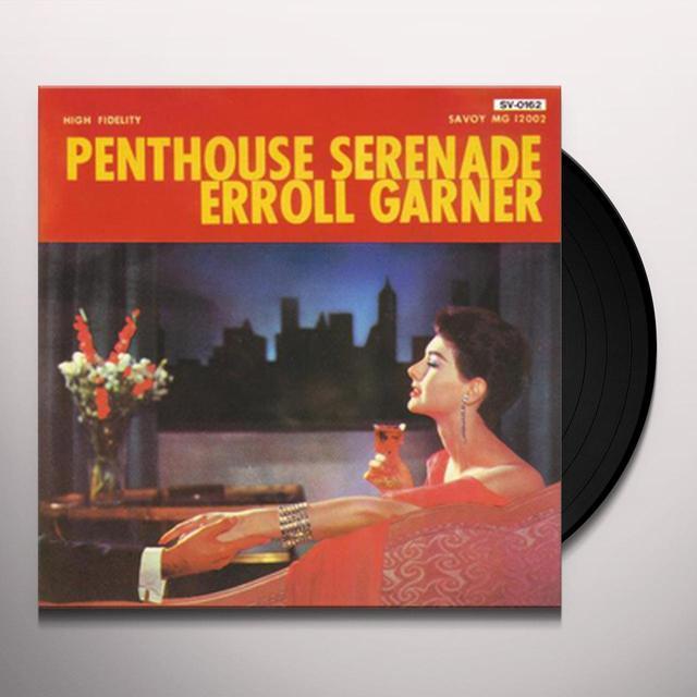 Erroll Garner PENTHOUSE SERENADE Vinyl Record