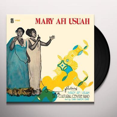 Mary Afi Usuah EKPENYONG ABASI Vinyl Record