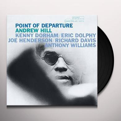 Andrew Hill POINT OF DEPARTURE Vinyl Record