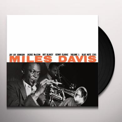 Miles Davis VOLUME 1 Vinyl Record