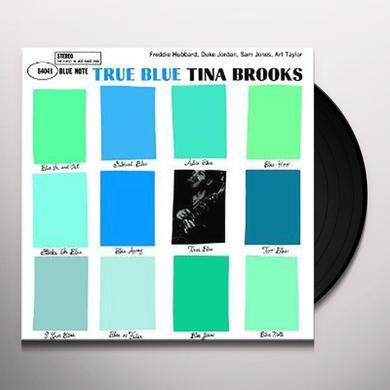Tina Brooks TRUE BLUE Vinyl Record