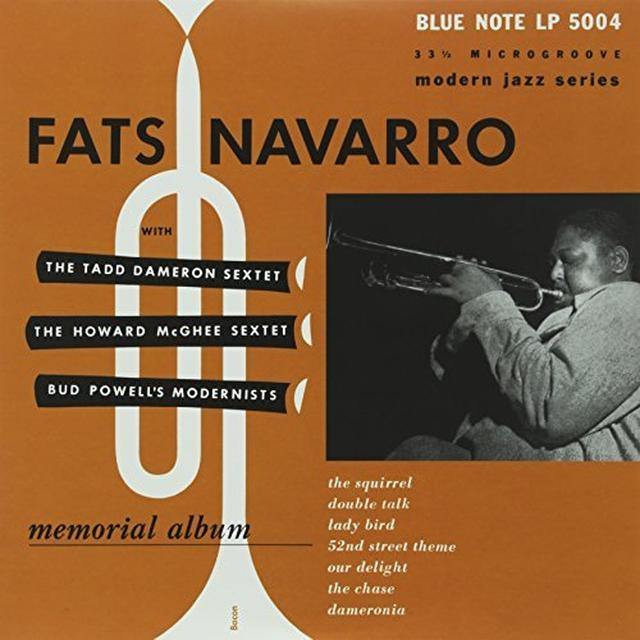 FATS NAVARRO MEMORIAL ALBUM / VARIOUS Vinyl Record