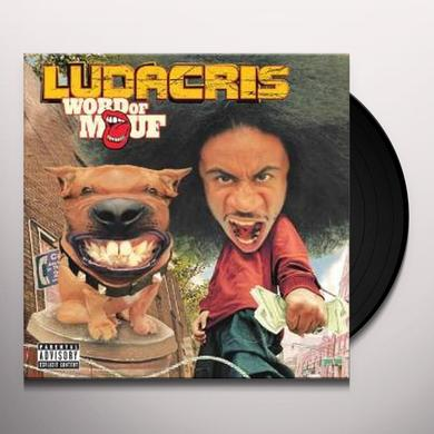 Ludacris WORD OF MOUF Vinyl Record