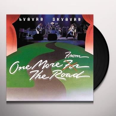Lynyrd Skynyrd ONE MORE FROM THE ROAD Vinyl Record