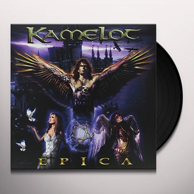 Kamelot EPICA Vinyl Record