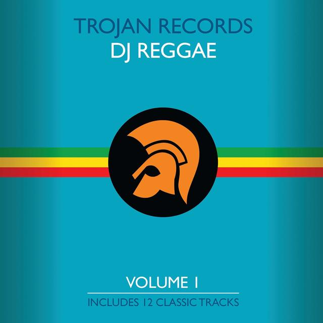 BEST OF TROJAN DJ REGGAE 1 / VARIOUS Vinyl Record