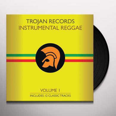 BEST OF TROJAN INSTRUMENTAL REGGAE 1 / VARIOUS Vinyl Record