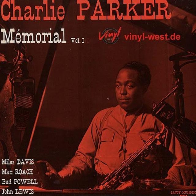Charlie Parker All Stars CHARLIE PARKER MEMORIAL 1 Vinyl Record