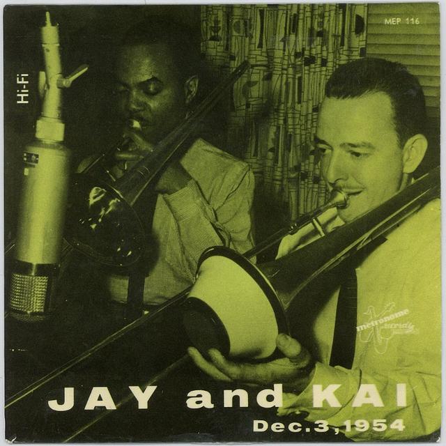 J. J. Johnson & Kai Winding JAI & KAI Vinyl Record