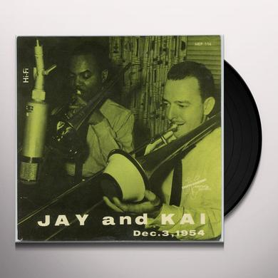 J. J. Johnson & Kai Winding JAI & KAI Vinyl Record