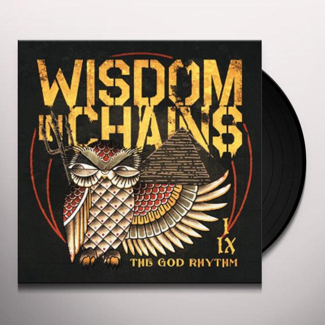 Wisdom In Chains GOD RHYTHM Vinyl Record