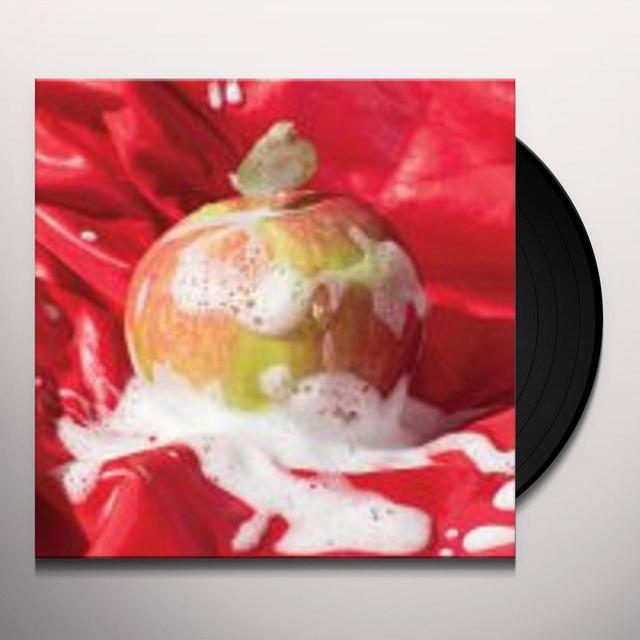 WHITE PISCES WEATHER Vinyl Record