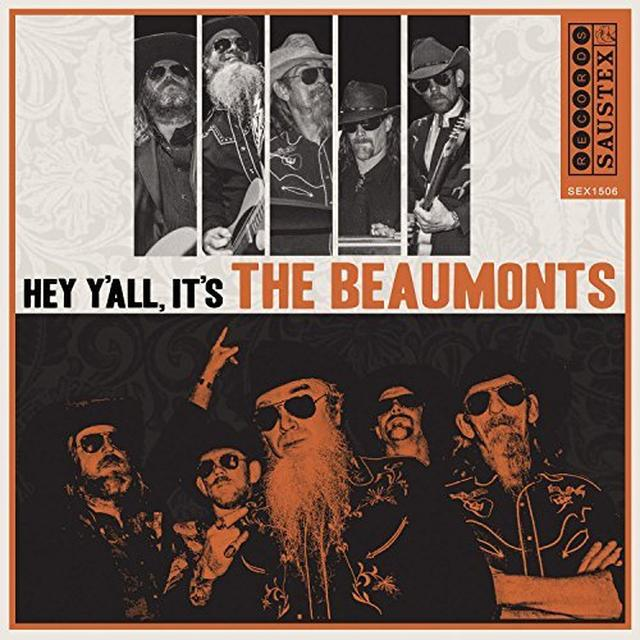 Beaumonts HEY Y'ALL IT'S Vinyl Record