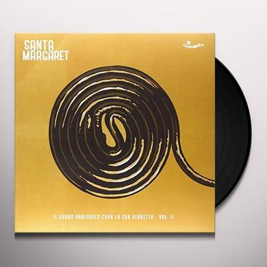 SANTA MARGARET IL SUONO ANALOGICO COVA LA SUA VENDETTA - VOL 2 Vinyl Record