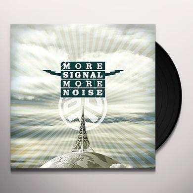 Asian Dub Foundation MORE SIGNAL MORE NOISE Vinyl Record - UK Import