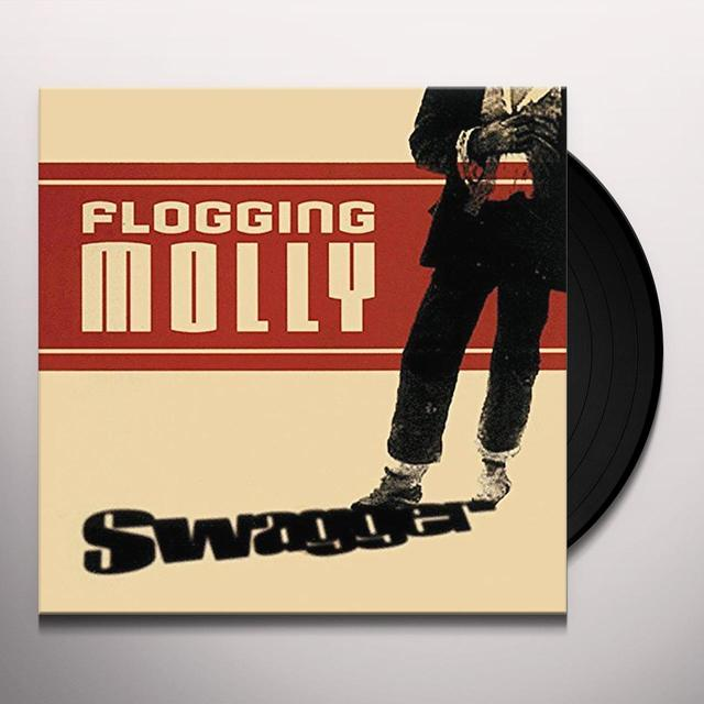 Flogging Molly SWAGGER Vinyl Record - UK Import
