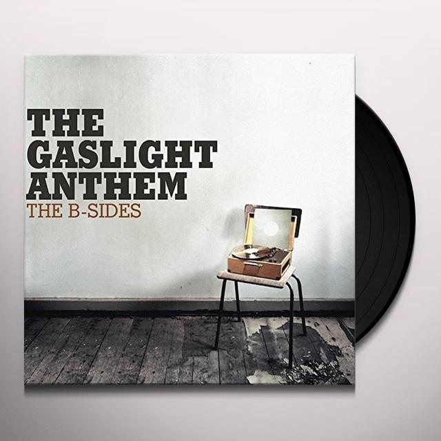 The Gaslight Anthem B SIDES Vinyl Record - UK Import