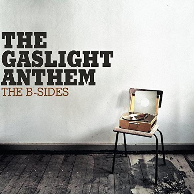 The Gaslight Anthem B SIDES Vinyl Record - UK Import