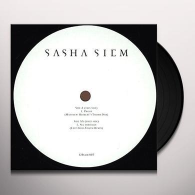 Sasha Siem SEE THROUGH Vinyl Record - UK Import