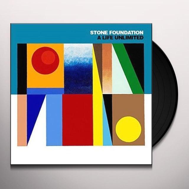 Stone Foundation LIFE UNLIMITED Vinyl Record - UK Import