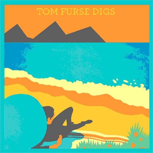 TOM FURSE DIGS / VARIOUS ARTISTS Vinyl Record - UK Import