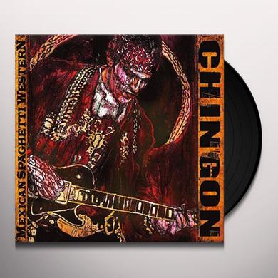 Chingon MEXICAN SPAGHETTI WESTERN Vinyl Record