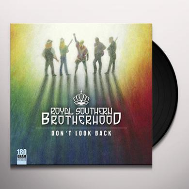 Royal Southern Brotherhood DON'T LOOK BACK Vinyl Record - UK Release