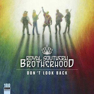Royal Southern Brotherhood DON'T LOOK BACK Vinyl Record - UK Import