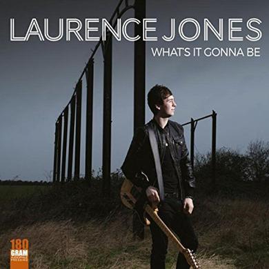 Laurence Jones WHAT'S IT GONNA BE Vinyl Record - UK Import